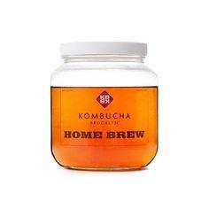 Kombucha Home Brew Kit Kombucha And Teas