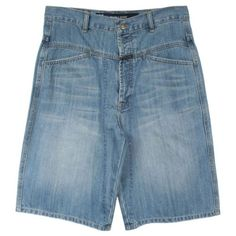 73bff380 Men's Brand X Short by Marithe Francois Girbaud Aged Blue Size=32 From #Marithe  Francois Girbaud Price: $49.00 Availability: Usually ships in 1-2 business  ...