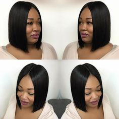 Classic bob by @hairbylatise Read the article here - http://blackhairinformation.com/uncategorized/classic-bob-hairbylatise/