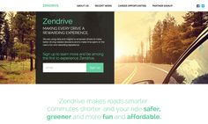 zendrive.com has an effective use of parallax scrolling to tell their story - here it really makes sense and isn't just there for a wow factor.