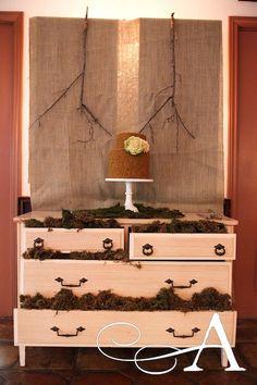 Creative Cake Tables / Wedding Style Inspiration / LANE