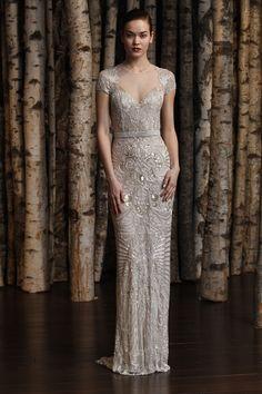 Naeem Khan Madrid, $2,800 Size: 10   Sample Wedding Dresses #mybigday #wedding