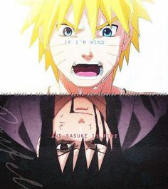 Naruto and Sasuke, the strongest combination