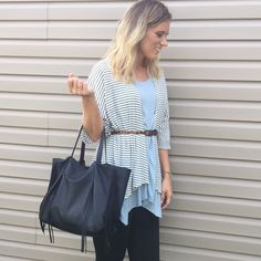 rock, STYLE, teach: Rock, Style, SAVE: One Fall Accessory I'm Buying (on a Budget) to Maximize My Wardrobe, belts with dresses, styling LuLaRoe