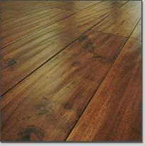 "Mazama Hardwood - Handscraped Tropical Collection Mongolian Teak / 4 3/4"" / Random Length Good for us re: lakefront?"