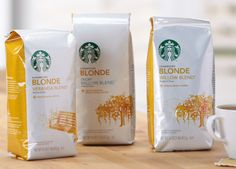 As a person who doesn't drink coffee on a regular basis because of it's negative side effects on my body, I'm claiming that this Blonde roast business at Starbucks is the real deal. No more upset stomach! If only the coffee places in Boone would do this.