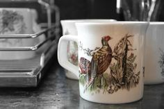 fowl mugs for the holidays