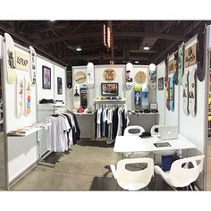 TOA Booth at Agenda Long Beach #show #trade_show #booth #display #craft_show #stall