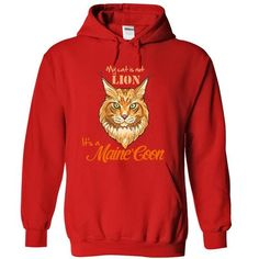 My Cat is Maine Coon Hoodie T-Shirts, Hoodies ==►► Click Order This Shirt NOW!
