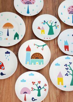 Ninainvorm plates