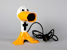 MoDIP - MyPlastic - Clairol Duck 'n' Dry - Quack Quack! This ABS hairdryer produced by Clairol, captures the 1990s spirit of design. It's fun, quirky and unusual and an iconic piece of 1990s styling....