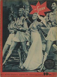 DER STERN 05/1938 * SCALA BERLIN * ZEITSCHRIFT * MAGAZIN * ILLUSTRIERTE