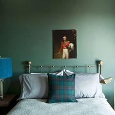 Heritage-style bedroom | housetohome.co.uk
