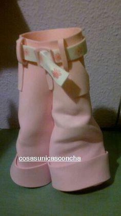 Pantalón gomas eva