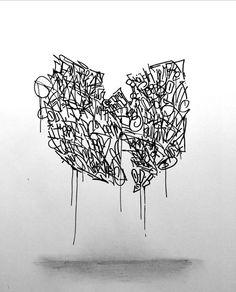 "213 Me gusta, 4 comentarios - Tubs (@tubsz_illa) en Instagram: ""#FBF WU-Tang, Again! And Again! #w #calligraffiti #calligraphy #handstyle #tubs #tubstagram #art…"""