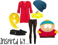 """""""Eric Cartman"""" by musicalgeek on Polyvore"""
