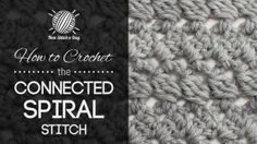 Crochet Stitchionary - NewStitchaDay.com