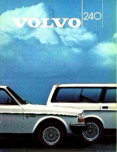 Volvo 240. Praktisch en robuust. (9)