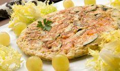 Receta de Tortilla de hortalizas