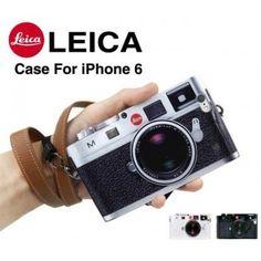 Leica Camera Design Handyhülle mit Seil für iphone 6 und iphone 6 plus