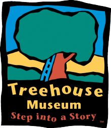 "The Treehouse Museum in Ogden is a fantastic place for kids to explore and learn and use their imaginations. Storybooks, history, world cultures, art, music, and more come alive in this amazing museum! Various literacy, art, and drama programs are offered. One of our faves is ""Step On Stage,"" where whomever shows up has the opportunity to help dramatize a story!"