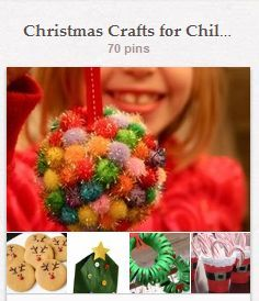 This page is full of fun things to do with the kids for Christmas crafts