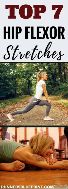 The 7 Hip Flexors Stretches You Need For Injury-Free Training want to stretch your hips? try one of these awesome hip flexors stretches The post The 7 Hip Flexors Stretches You Need For Injury-Free Training appeared first on Gesundheit. Muscles In Your Body, Big Muscles, Hip Fat Loss, Muscle Band, Hip Flexor Exercises, Stretches For Hip Flexors, Hip Stretches For Runners, Stretching Exercises, Lose Thigh Fat