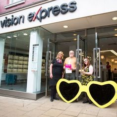 62f6f8abbde Vision Express marks Macular Week campaign with  Tea for MD  activity