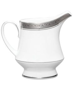 Noritake Crestwood Platinum 50-Pc. Service for 8 | Products