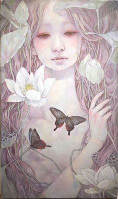 "ARTIST: Miho Hirano ~ ""The Beauties of Nature"""