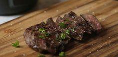 Honey Soy Grilled Skirt Steak - Morton Salt