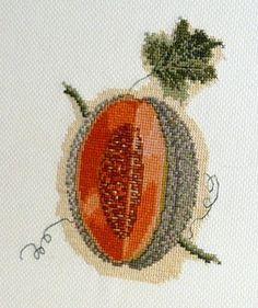 Cantaloupe by Libratarot on Etsy, $30.00