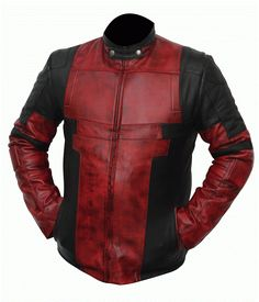Get an amazing Deadpool 2 #Costume #Jacket for you Shop Now. #apparel #moviecostume #leatherjacket #UnitedStates #fashion