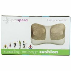This cushion packs a great massage