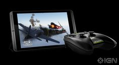 New Nvidia Shield Tablet Hopes to Bring Portable Gaming to the Next Level - IGN