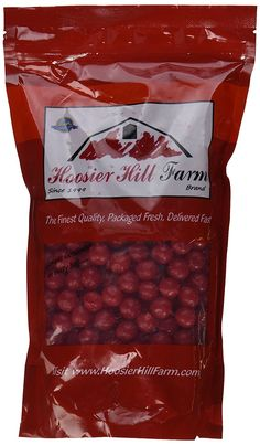 Hoosier Hill Farm Cherry Fruit Sours, 2.5 lbs => Unbelievable product is here! : Fresh Groceries