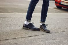 off to streets.: back to basics. Walking Barefoot, Back To Basics, Oxford Shoes, Dress Shoes, Lace Up, Men, Style, Fashion, Swag