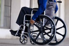 """Kami mohon supaya di kantor-kantor dibuat jalan akses untuk saya dan teman-teman saya yang menggunakan kursi roda,"" kata Koordinator Bina Akses Cilacap, Sri Wayuningsih Yulianti.  #news #perkantoran #cilacap"