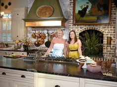 Jen's Journal: A Southern Spring Evening With Paula Deen & Savannah Day #4