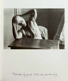 "Duane Michals: from ""Eros and Thanatos"""