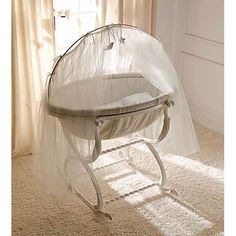 Flash Sale: Dolce Notte Cradle In Antique White