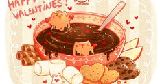 Tabeneko is a tiny playground made from a fusion of cats and food. Disclaimer: *No cats were harmed in the making of Tabeneko* Cute Animal Drawings, Kawaii Drawings, Cute Drawings, Cute Fantasy Creatures, Cute Creatures, Kawaii Cat, Kawaii Anime, Cute Wallpaper Backgrounds, Cute Wallpapers