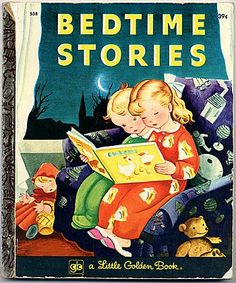 Little Golden Book: Bedtime Stories