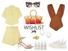 """350 Gostos, 2 Comentários - Style It Up Blog (@styleitup.news) no Instagram: """"Wishlist de Julho 💛💫 todos os detalhes no blog, link do post nas stories 😉 #postnoblog #wishlist…"""" Up, Link, Summer, Polyvore, Blog, Image, Instagram, Fashion, Moda"""