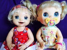 5 Coisas Favoritas das minhas Babys Alives