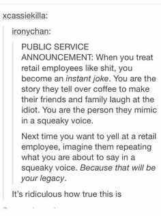 That will be your legacy.