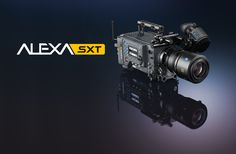 ARRI's Alexa SXT Camera Gets New Recording Formats