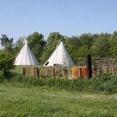 Minicamping 'Bij ons' in Groesbeek