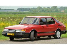 Saab 900 i 16 1992