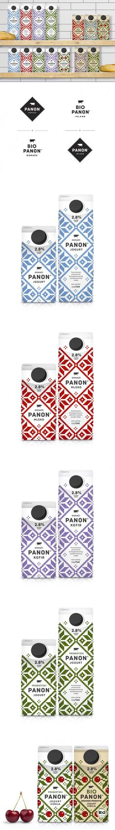 PANON Dairy  --Lovely Package--
